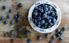 A recent study showed that women aged 25 through 42 who ate more than four servings of blueberries per week were at 33% lower risk of heart attack compared to those who ate less.   #HealthyHeart #HeartHealth #FoodfortheHeart #HeartyScan