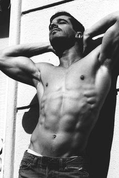 Tiago Gaiotto by Fernando Machado | Brazil Male Models