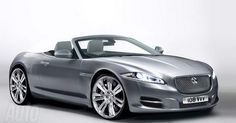 2012 Jaguar convertible...my next car