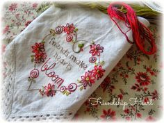 Image result for red brolly embroidery patterns