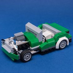 LEGO MOC 31113 Hot Rod by Keep On Bricking | Rebrickable - Build with LEGO