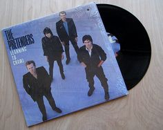 """The Pretenders """"Learning To Crawl"""" Vinyl Record LP. Chrissie Hynde 1980's Classic."""