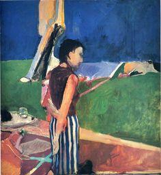 Art History News: Richard Diebenkorn at the Royal Academy of Arts 14 March –7 June 2015