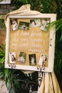 21 Fabulous Wedding Photo Display Ideas