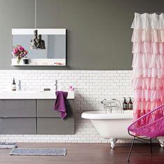 Duschvorhang Modern heidi war noch nie in als duschvorhang marquardt