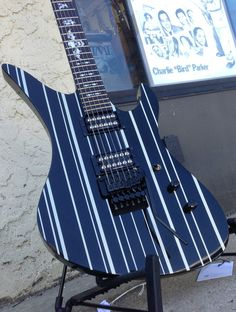 Schecter Synyster Gates Custom Electric Guitar