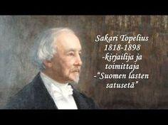 Sakari Topelius - YouTube Ancient History, Literature, Classroom, Teacher, Writing, Education, Reading, School, Books