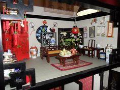 Oriental Roombox