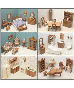 @Overstock - These kits are just waiting for that special finish you have in mind  Use your imagination to complete your dream home  Practical and unique furniture will accent every room in your dollhousehttp://www.overstock.com/Sports-Toys/Six-Room-Dollhouse-Kit/569416/product.html?CID=214117 $39.49