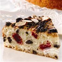 Chocolate Chip Raspberry Coffee Cake from Martha White®