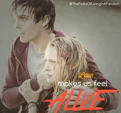 R and Julie- Love Makes Us Feel Alive in Warm Bodies