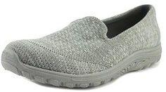 Skechers Reggae Fest Stitch Up Round Toe Synthetic Sneakers.