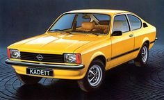 Opel Kadett Rallye GT - year unknown