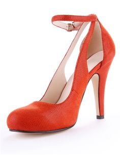 8dca5ec3bd427e Hot Red Ankle Straps Sexy High Heels Sexy High Heels