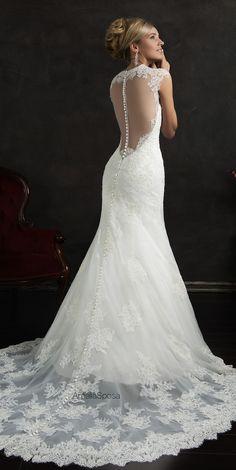Amelia Sposa 2015 Wedding Dress - Valensia