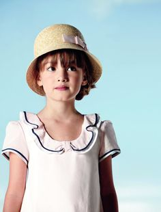 Christian Dior #Strawhat for #Children