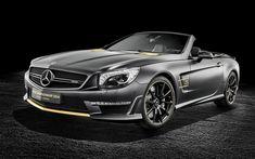 2015 Mercedes-Benz SL 63 AMG World Championship