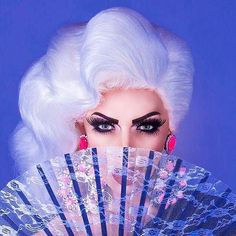 photographed by for ✨ . Rupaul All Stars, Drag Race Season 5, Best Drag Queens, Alyssa Edwards, Baby Queen, Drag Makeup, Queen Makeup, Rupaul Drag, Amazing Women