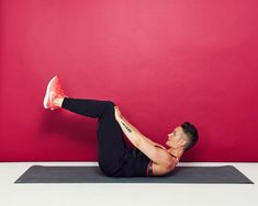 We asked fitness pros to share the core exercises they use to strengthen and stabilize this important muscle group that includes the abs, obliques, and lower back. Mens Fitness, Yoga Fitness, Full Body Workout At Home, Yoga Props, Leg Press, Core Muscles, Group Fitness, Muscle Groups, Pilates Workout