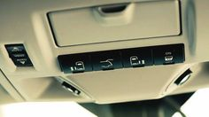 The Chrysler Town & Country comes standard with a power liftgate and power sliding doors with one-touch operation.