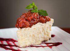 Cheesecake sem glúten  (Foto: Divulgação)