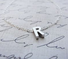 Beautiful initial necklaces at great prices! Great for new moms, Mother's Day, Valentine's Day. | Olive Yew