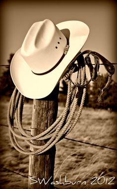 Cowboys have always been my heroes.