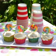 Hosting a Candy Themed Birthday Party