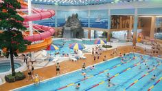 Munsu Water Park - Pyongyang, North Korea