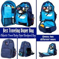 Best Traveling Diaper Bag
