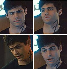 Alec Lightwood in episode 2x12 #Shadowhunters