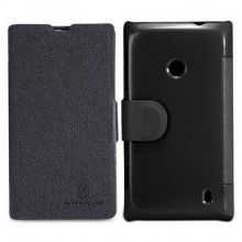 Custodia Lumia 520 Nillkin - Fresh Series Nero  € 15,99