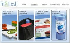 Product Review Video: Fit and Fresh Smart Portion Tools via @SparkPeople