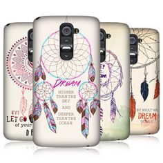 HEAD CASE DREAMCATCHERS 2 SNAP-ON CASE FOR LG G2 D802 #HeadCaseDesigns