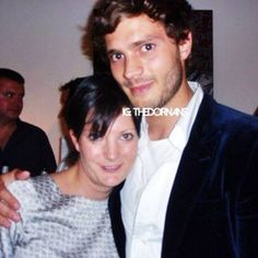 Jamie with his sister Liesa! ❤ Next rare photo when I get 750 followers. ;) The pic is tagged because there are people reposted it without the credits. I warned more than once that I would do that. The tag is small, but I'll put it bigger if people still doing the same or cutting it out. I can stop with the tag if the people give me the credits from now. (: It's not easy find photos and I know that post it is a risk for my account but I chose sharing this pics with you all bc I think…