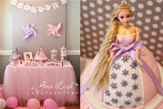 Tangled Birthday Party Ideas - Bing Images