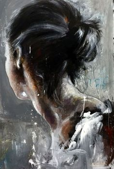 What is Your Painting Style? How do you find your own painting style? What is your painting style? Abstract Portrait, Portrait Art, Abstract Art, Woman Portrait, Painting Portraits, Female Portrait, Figurative Kunst, Woman Painting, Painted Ladies