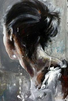 CECILE DESSERLE INSIDE HORIZONFormat 130 x 89 cmTechnique huile sur toile | Cécile Desserle - Site Officiel