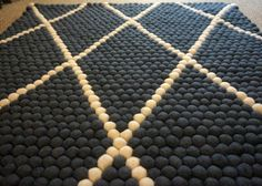 Review: Handmade Felt Ball Rugs by Sukhi - Love Chic Living