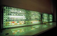 This was the spice rack at El Bulli before it closed down. Puts my collection to shame.