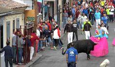 VIDEO: Los aficionados de Fuenlabrada disfrutaron del segundo encierro programado en las Fiestas Patronales 2017, en el que no se han producido incidentes.