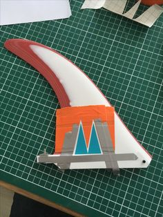 Pekce SURFBOARD fins