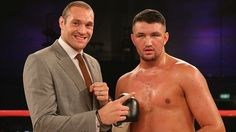 Fury's brothers intend to go in the footsteps of Klitschko's brothers
