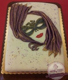 mask cake/mask pasta