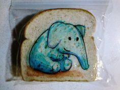 Amazing Sandwich Art by David LaFerriere