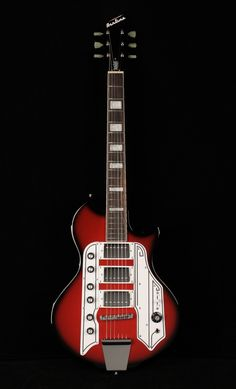 Airline '59 Town & Country - Red Burst