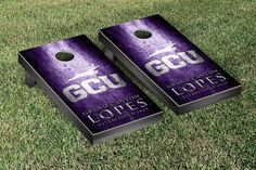 Rustic Metal Style Grand Canyon Lopes Bag Toss Game