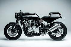 Rebellion Of The Machines: a true Honda CB750 café | Bike EXIF