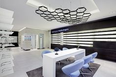 Optique Moitzheim store by  Heikaus, Belair -  Luxembourg