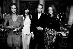 Anna Mouglalis, Irina Lazareanu, Thomas Azier, Audrey Marnay